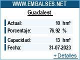 Estat Embassament de Guadalest
